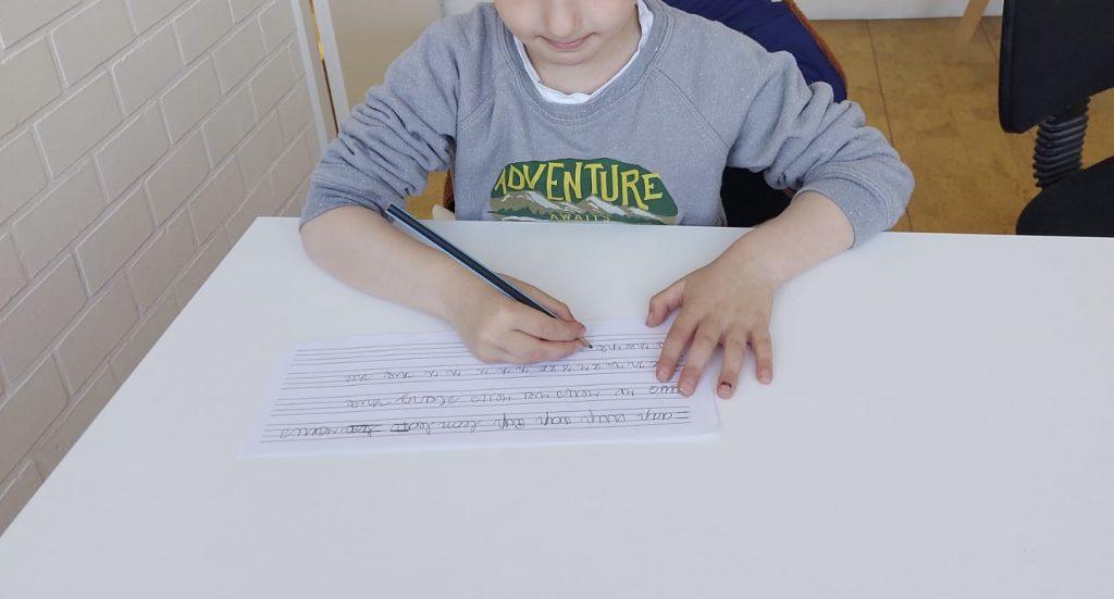 schrijfmotoriek kinderen